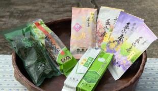 自園自製直売 鶴製茶